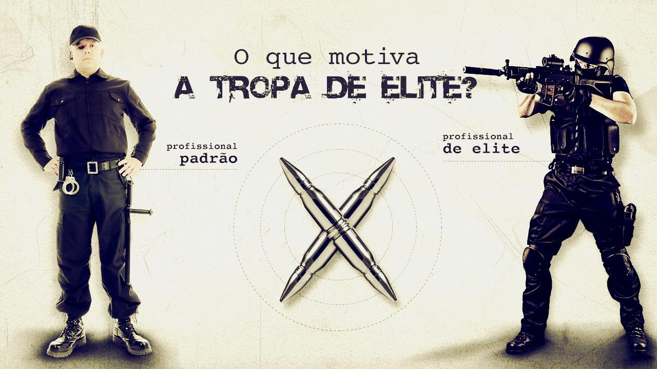 Construindo Tropas de Elite - Rodrigo Pimentel - Onigrama Apresentações