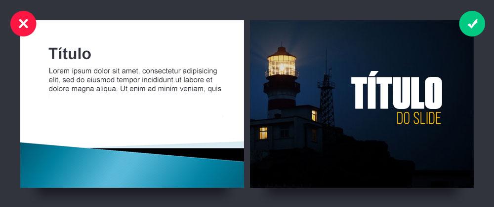 5 dicas incríveis de como melhorar a aparência de seus slides