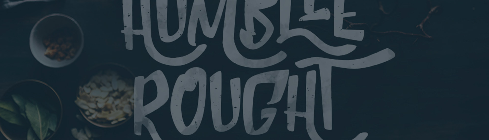 Font Free – Humblle Rought