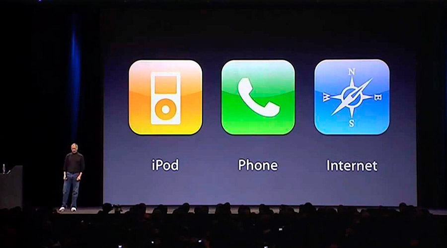 Regra de três - Steve Jobs - Onigrama Apresentações