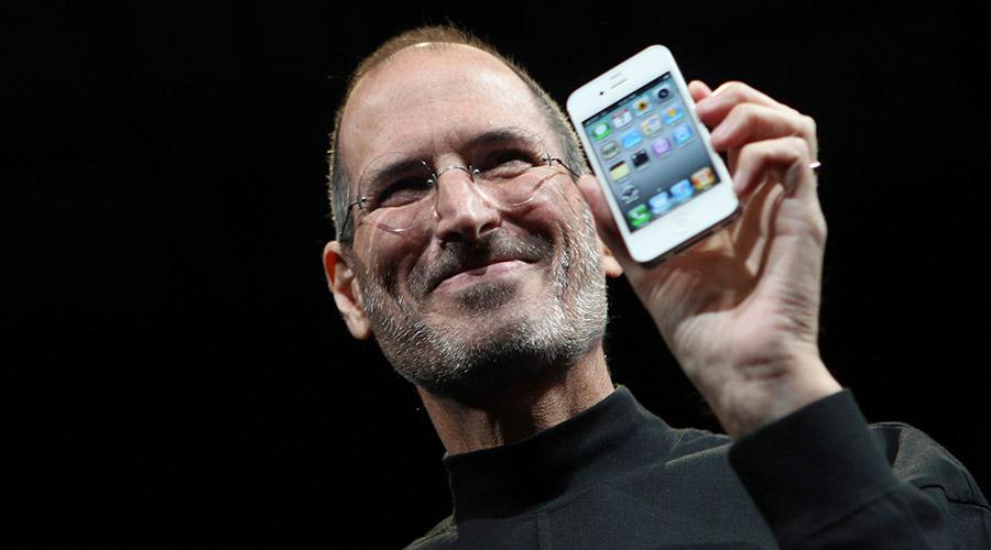 Espresse sua paixão - Steve Jobs - Onigrama Apresentações